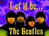 Let it be . . the Beatles