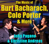 Music of Burt Bacharach, Cole Porter